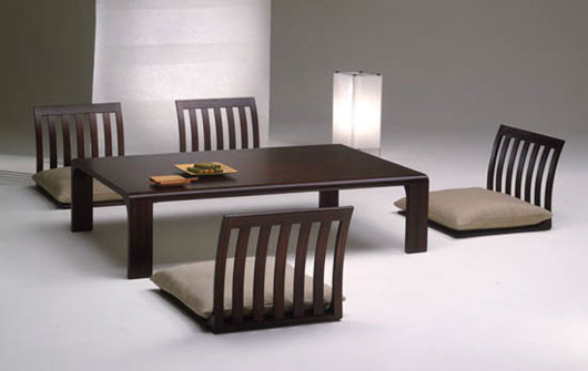 Best ideas about Japanese Dining Table . Save or Pin Dining Table January 2013 Now.