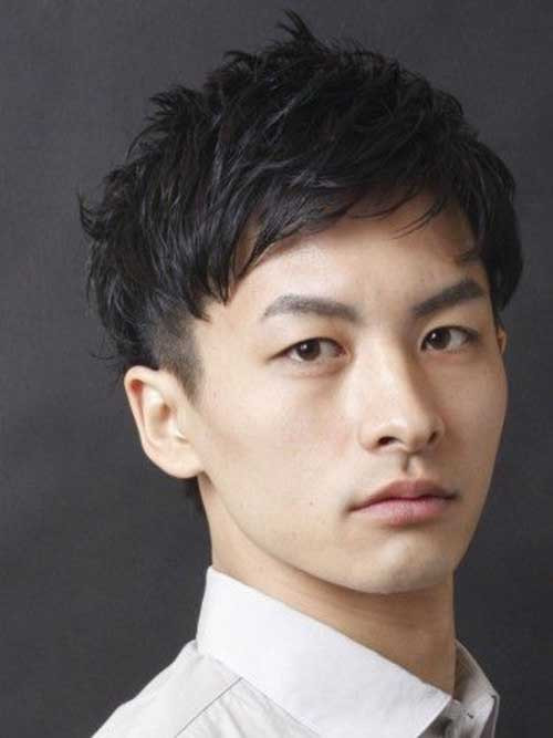 Japanese Hairstyle Male  20 Best Japanese Men Hairstyles