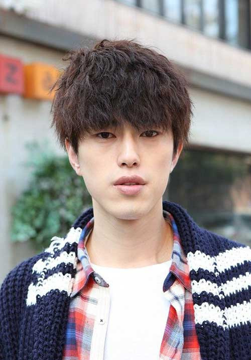 Japanese Hairstyle Male  15 Cool Japanese Hairstyles Men