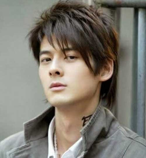 Japanese Hairstyles Males  15 Asian Guy Hairstyles