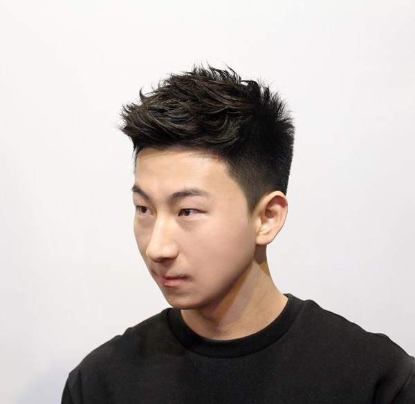 Japanese Hairstyles Males  67 Popular Asian Hairstyles For Men
