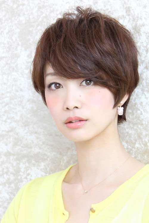 Japanese Short Hairstyles  18 New Trends in Short Asian Hairstyles PoPular Haircuts