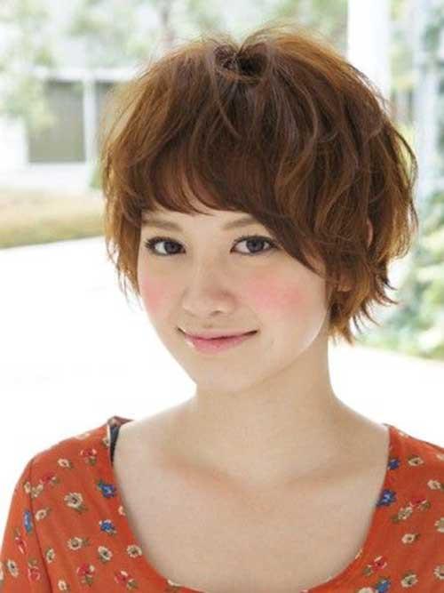 Japanese Short Hairstyles  15 Cute Asian Pixie Cut