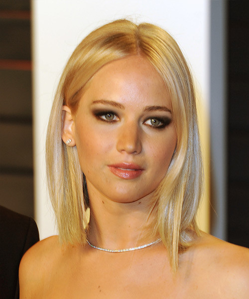 Jennifer Lawrence Bob Hairstyle  Jennifer Lawrence Hairstyles in 2018