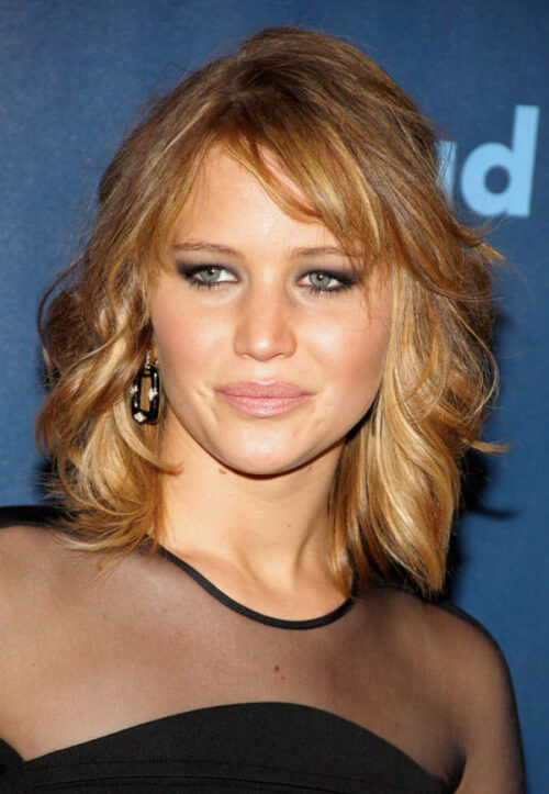 Jennifer Lawrence Bob Hairstyle  The 10 Most Memorable Jennifer Lawrence Hairstyles