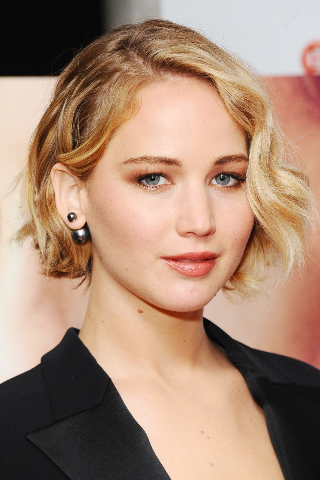 Jennifer Lawrence Bob Hairstyle  Beyonce Short Hair Celebrity Before And After s