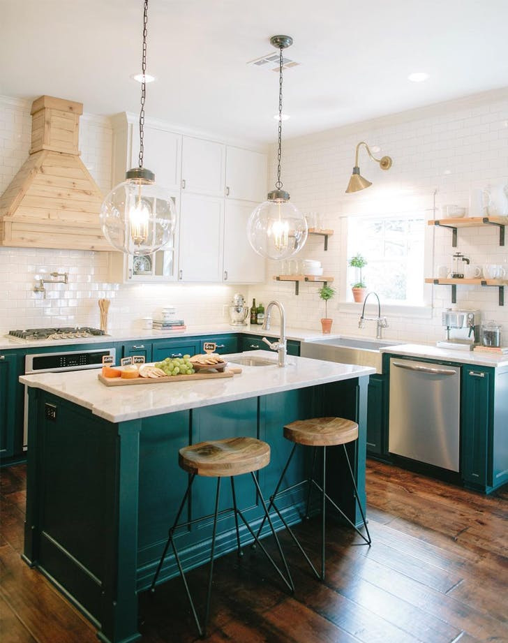 Best ideas about Joanna Gaines Kitchen Ideas . Save or Pin Joanna Gaines s Best Kitchen Update Tips PureWow Now.