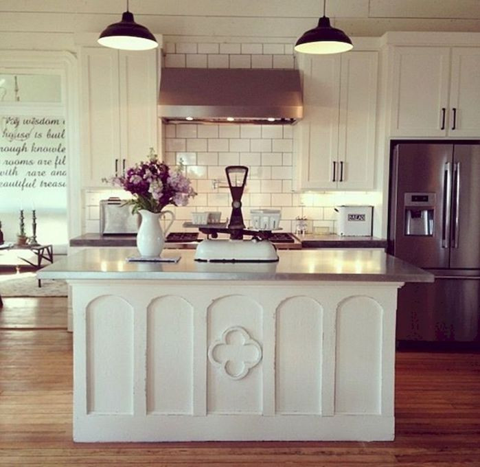 Best ideas about Joanna Gaines Kitchen Ideas . Save or Pin Top 42 Kitchen Design Inspirations from Joanna Gaines Now.