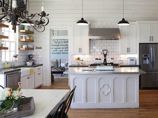 Best ideas about Joanna Gaines Kitchen Ideas . Save or Pin Joanna Gaines Reveals the Favorite Part of Her Kitchen Now.
