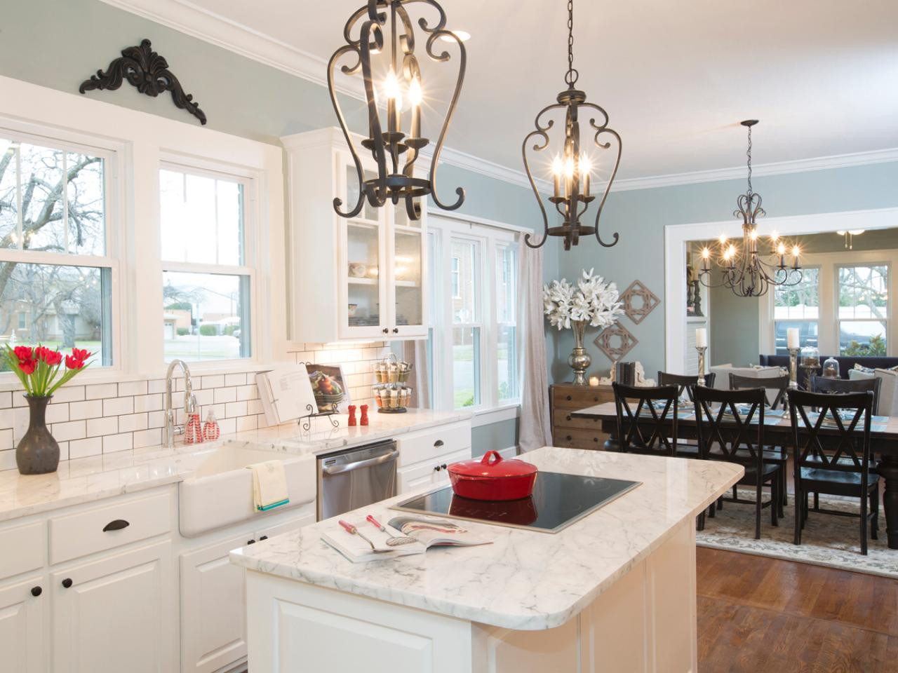 Best ideas about Joanna Gaines Kitchen Ideas . Save or Pin 18 Best of Fixer Upper Kitchen Color Blue Fixer Now.
