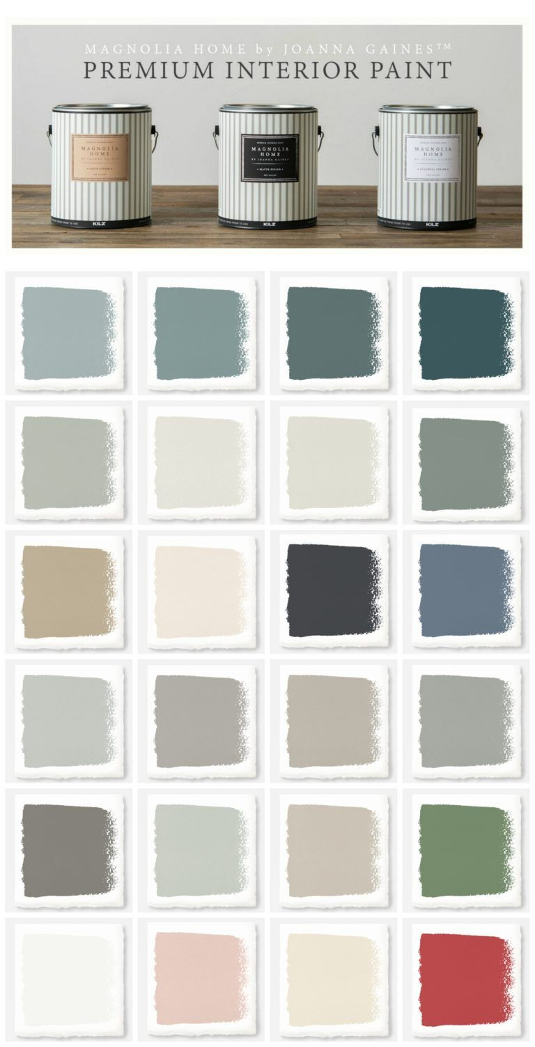Best ideas about Joanna Gaines Paint Colors Sherwin Williams . Save or Pin New Magnolia Home Paint Collection Now.