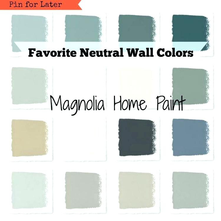 Best ideas about Joanna Gaines Paint Colors Sherwin Williams . Save or Pin Joanna Gaines Paints With Magnolia Home Paint Can Joanna Now.