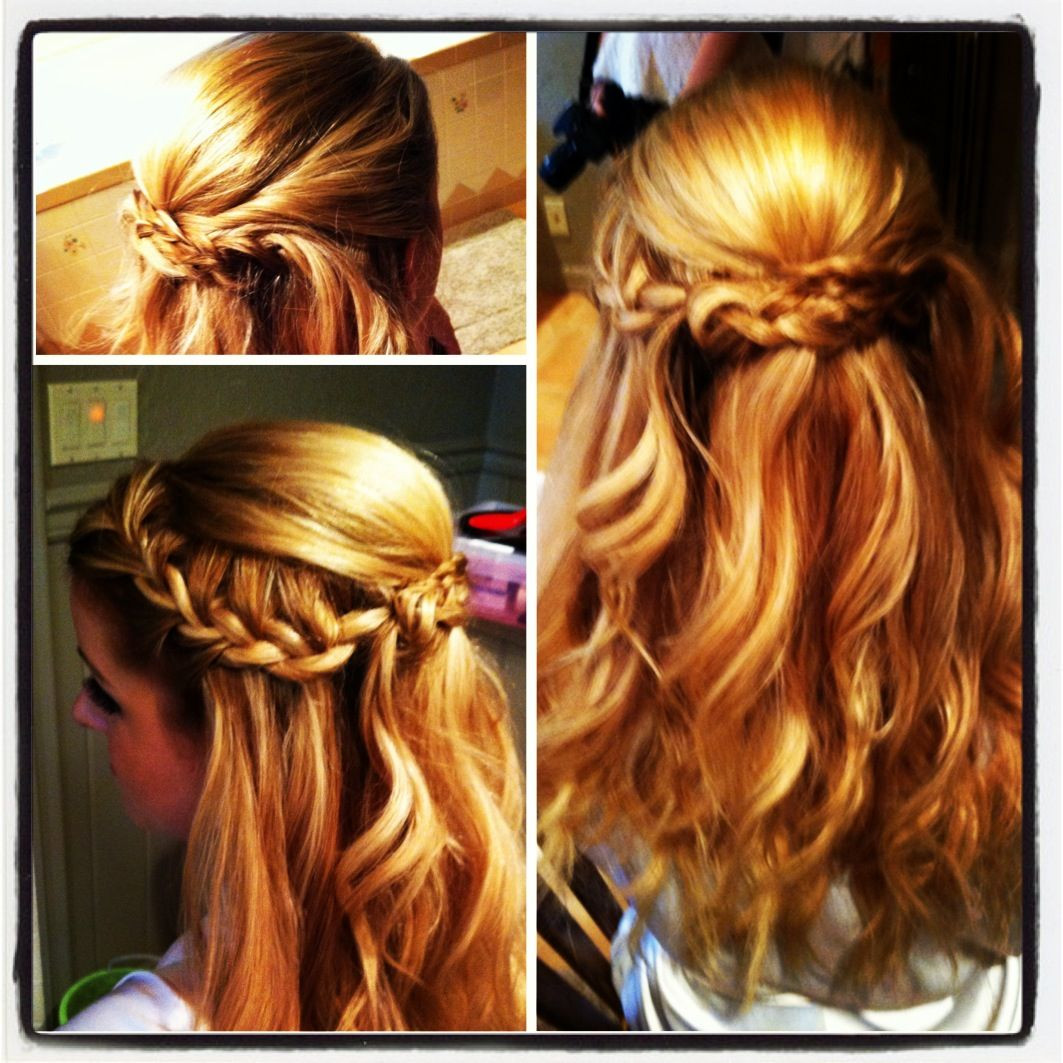 Junior Bridesmaid Hairstyles  Junior Bridesmaids Hairstyles