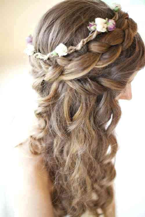Junior Bridesmaid Hairstyles  hairstyles for junior bridesmaids HairStyles