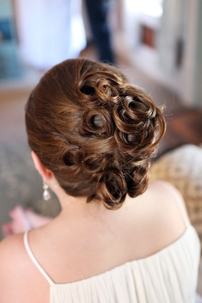 Junior Bridesmaid Hairstyles  Junior Bridesmaid Hairstyles Long Hair