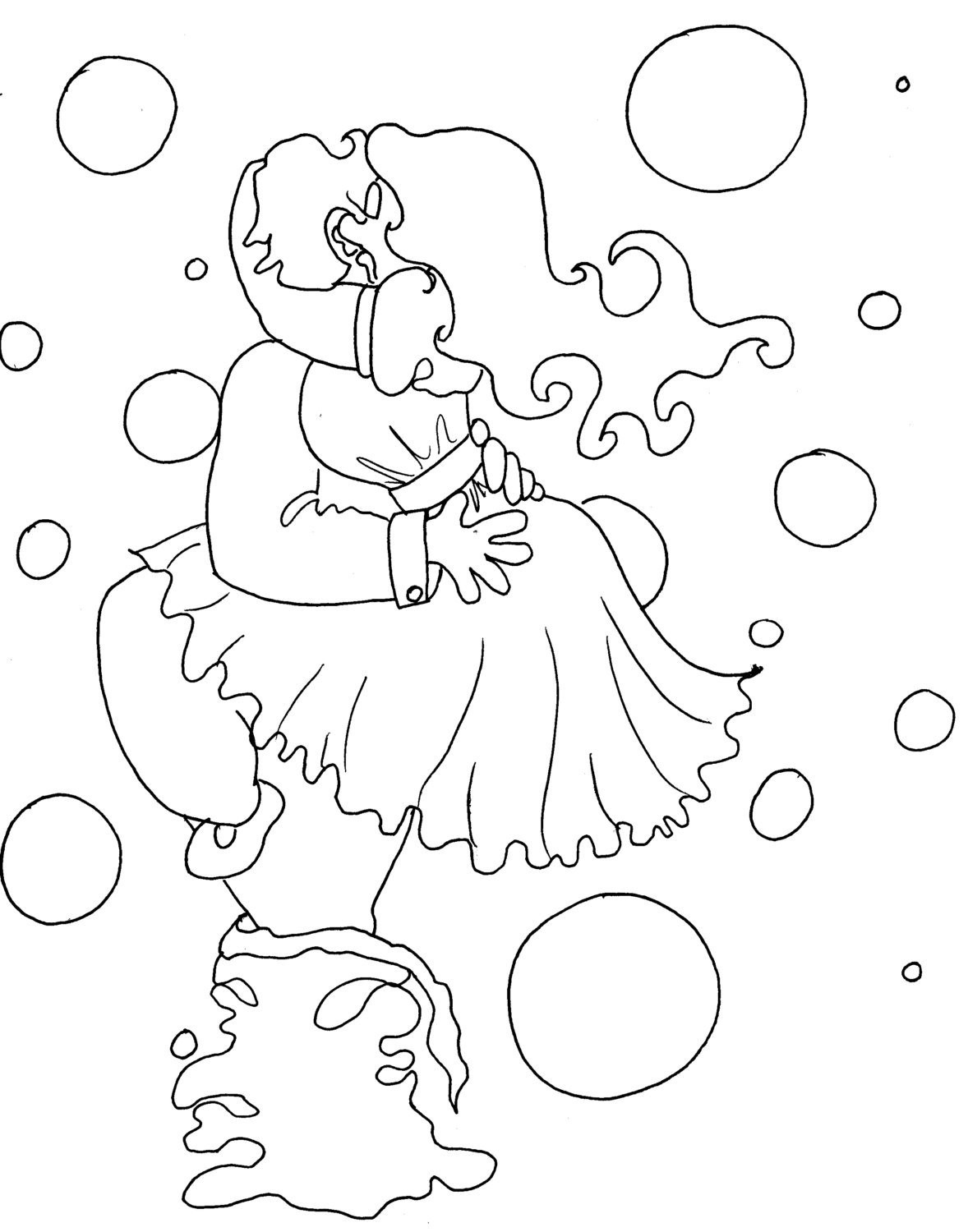 Kama Sutra Coloring Book  Suspended Congress Kama Sutra Adult Coloring Page from Chubby