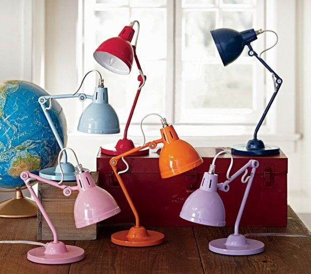 Best ideas about Kid Desk Lamps . Save or Pin Guest Picks Smart Finds for Homework Areas Now.
