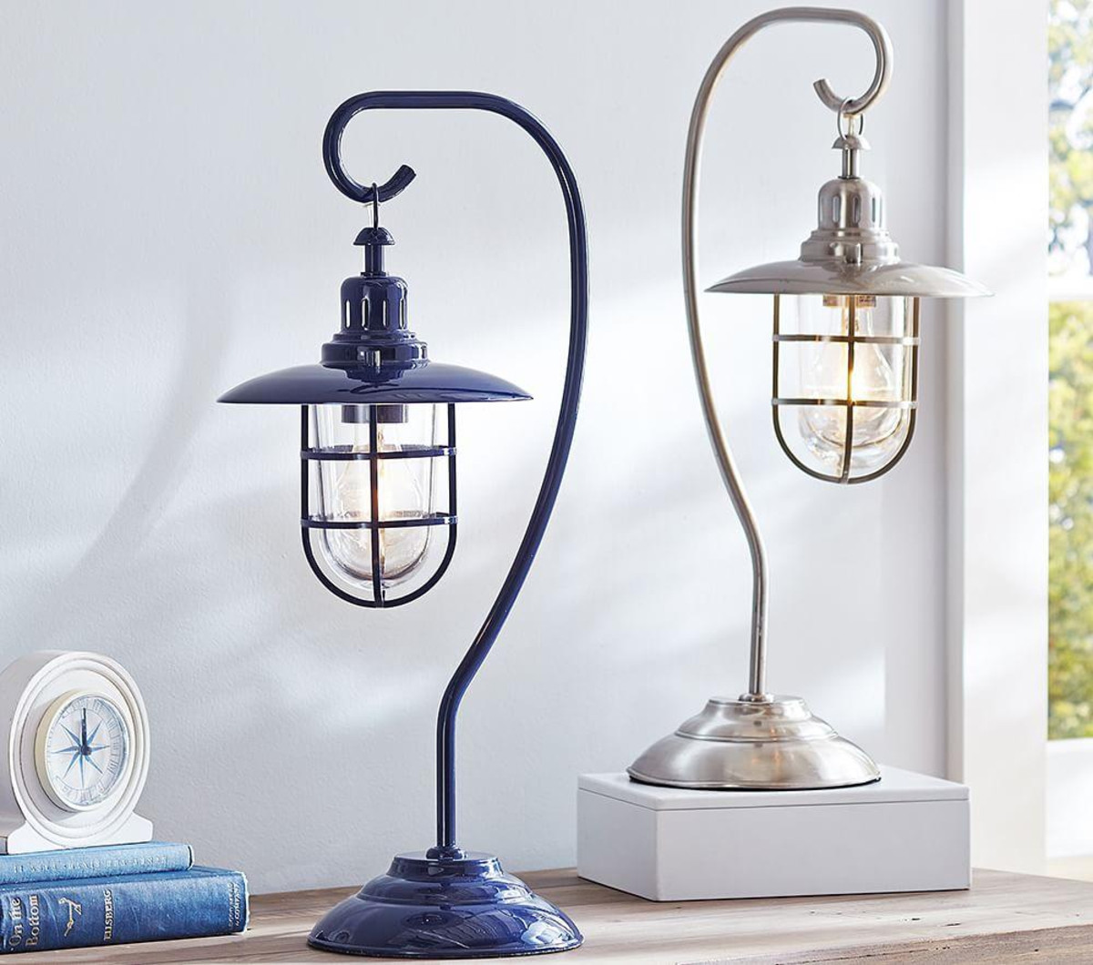 Best ideas about Kid Desk Lamps . Save or Pin Fisherman Table Lamp Now.
