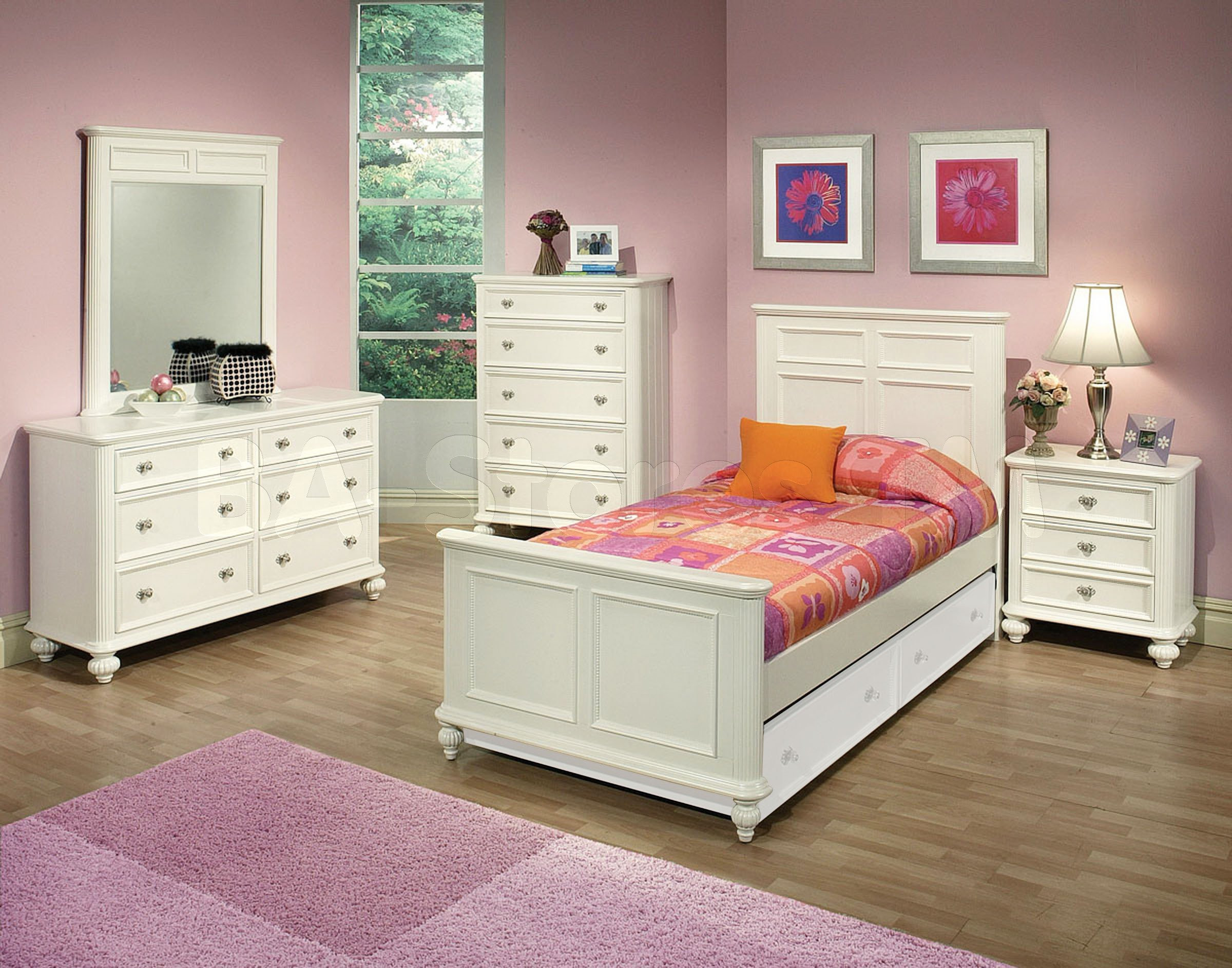 Best ideas about Kids Bedroom Furniture Sets . Save or Pin Solid wood bedroom furniture for kids 20 tips for best Now.