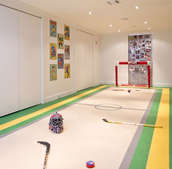 Best ideas about Kids Game Room . Save or Pin Indulge Your Playful Spirit with These Game Room Ideas Now.