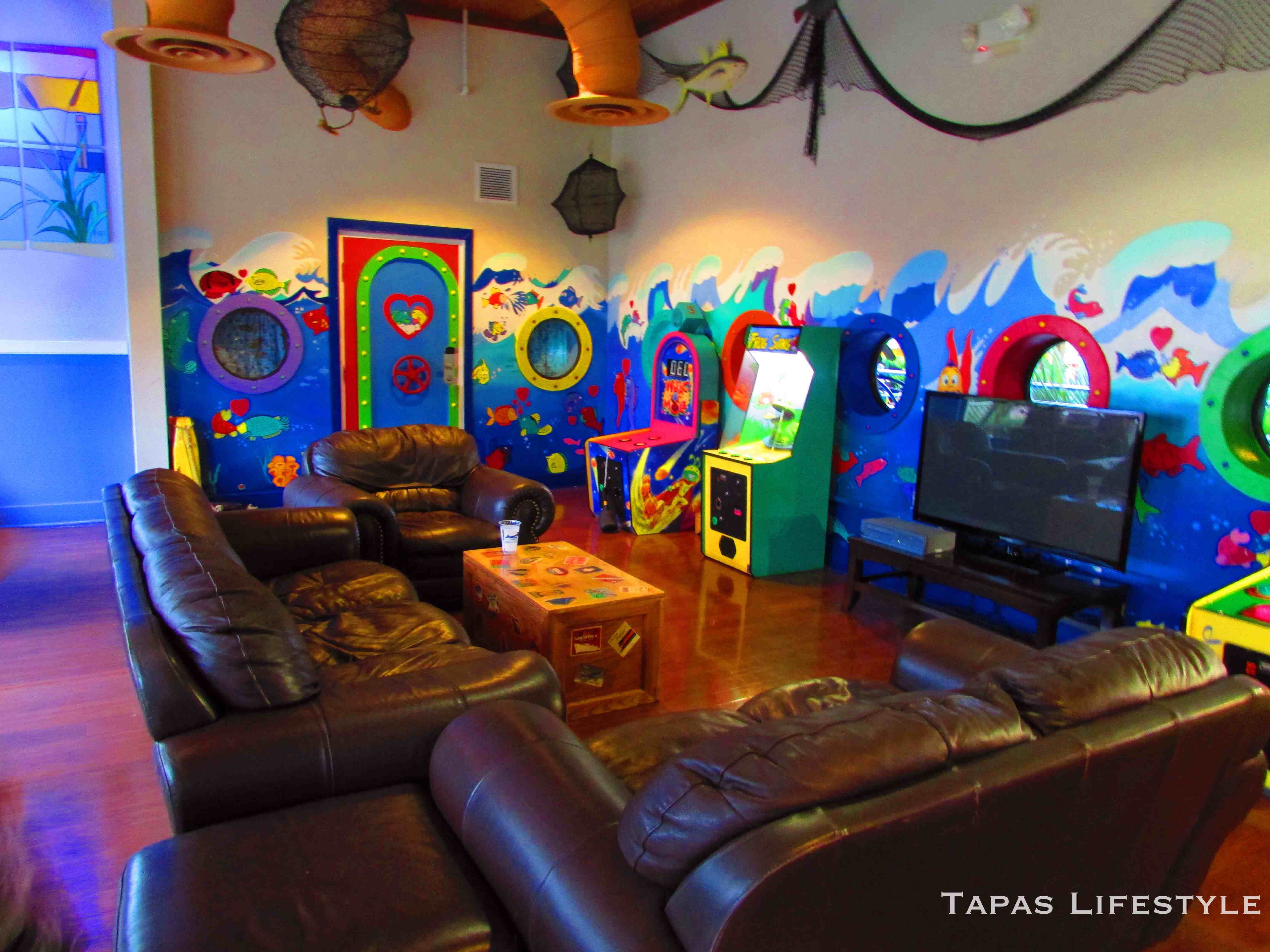 Best ideas about Kids Game Room . Save or Pin Give Kids The World Inaugural Blogger Bash 2013 Now.