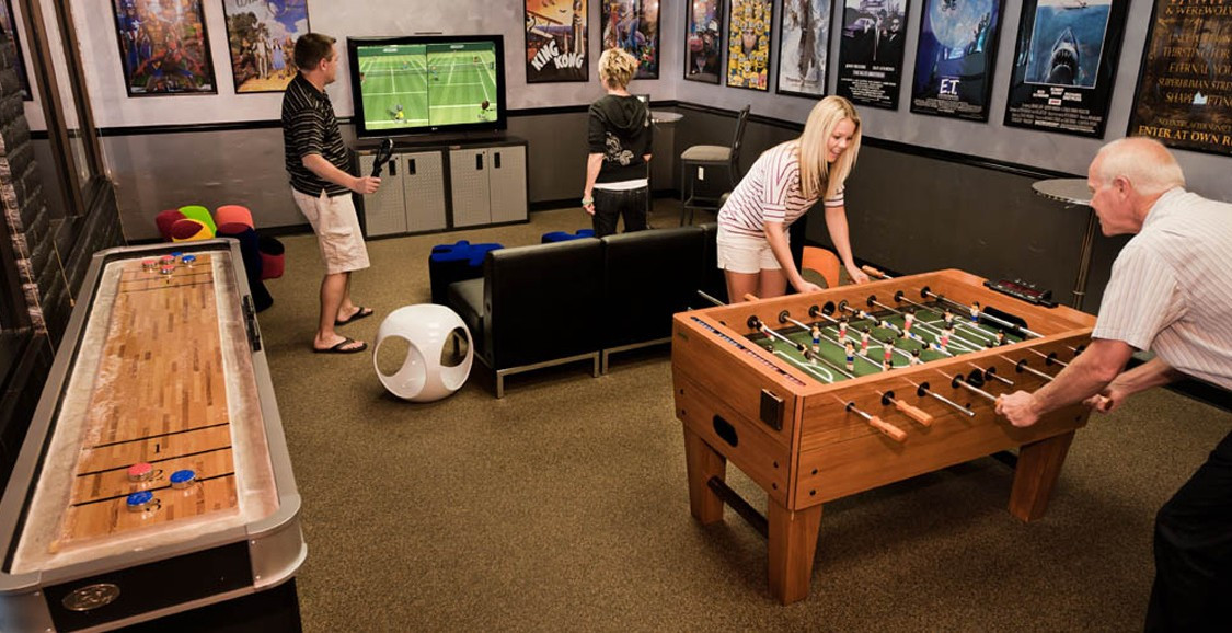 Best ideas about Kids Game Room . Save or Pin A Game Room Specifically For Kids Gaming Space Now.