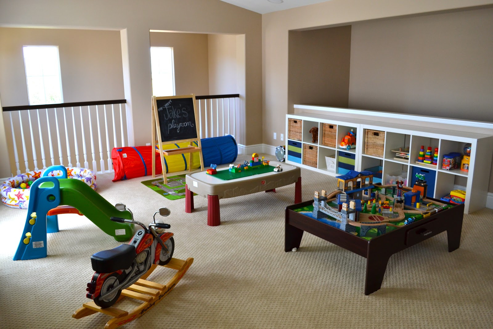 Best ideas about Kids Game Room . Save or Pin Kids Playroom Decorating Ideas – lifestyle tweets Now.