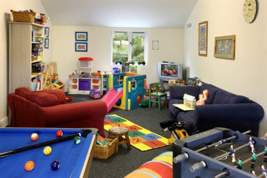 Best ideas about Kids Game Room . Save or Pin Bucks Farm Holiday Cottages Family Farm Holidays Norfolk Now.