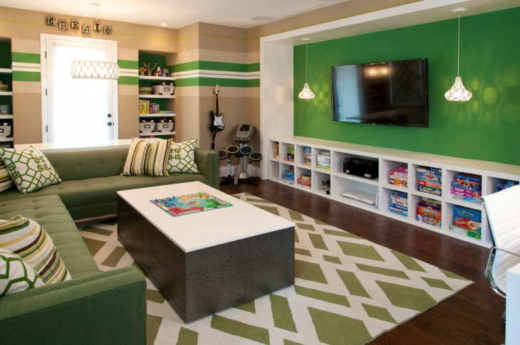 Best ideas about Kids Game Room . Save or Pin 20 Kids Game Room Designs Ideas Now.
