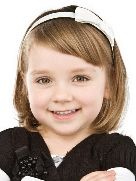 Kids Girl Hairstyle  Short haircuts for kids girls