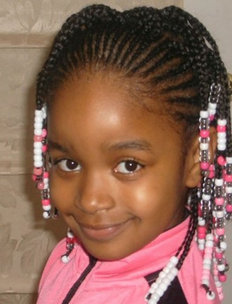 Kids Girl Hairstyle  Black Little Girl's Hairstyles for 2017 2018