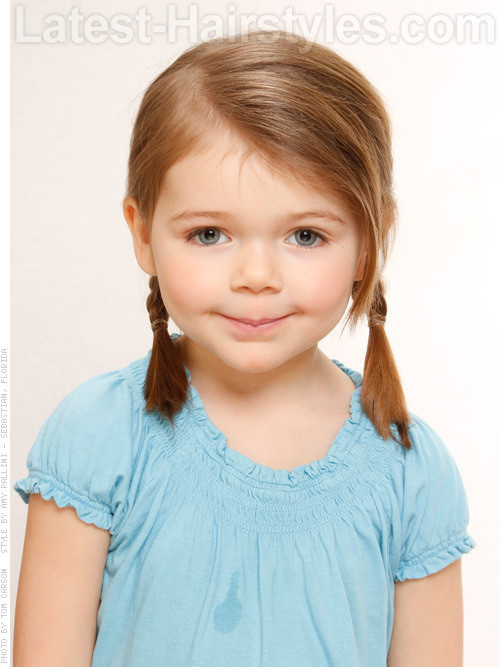 Kids Girl Hairstyle  Long Hairstyles Braid Hairstyles For Kids Girl 2014