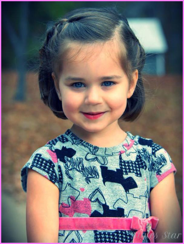 Kids Girl Hairstyle  Kids haircuts little girls StylesStar