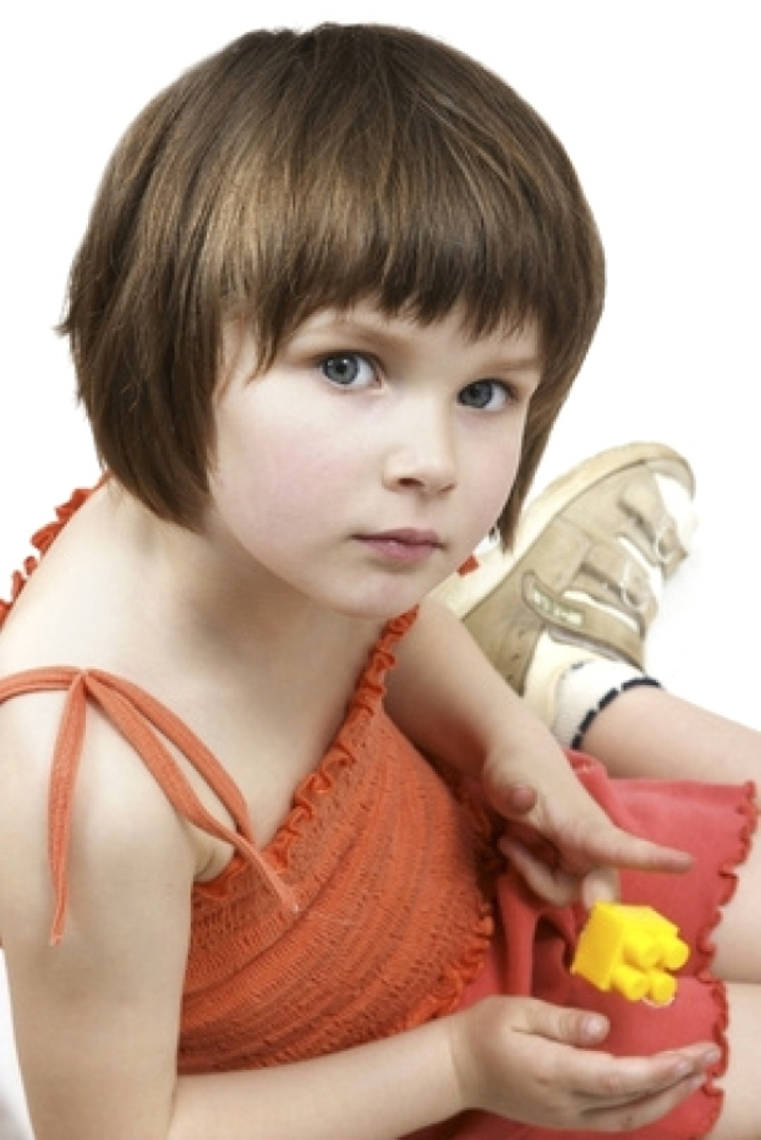 Kids Girl Hairstyle  Short Hairstyles For Kids Elle Hairstyles