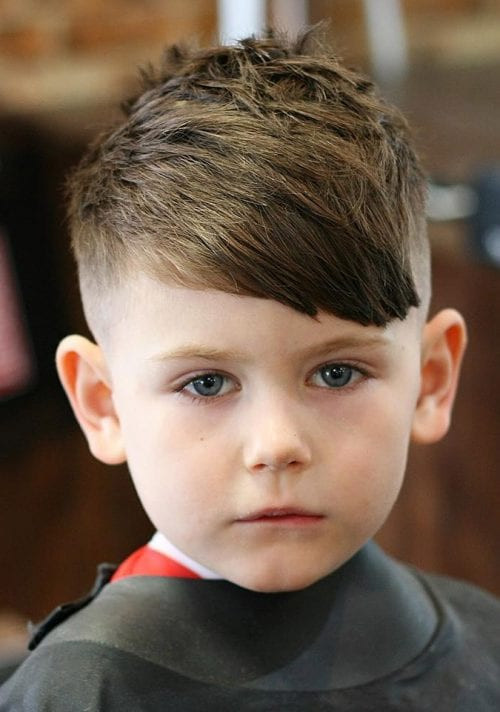 Best ideas about Kids Haircuts 2019 . Save or Pin 35 Cute Toddler Boy Haircuts Your Kids will Love Now.