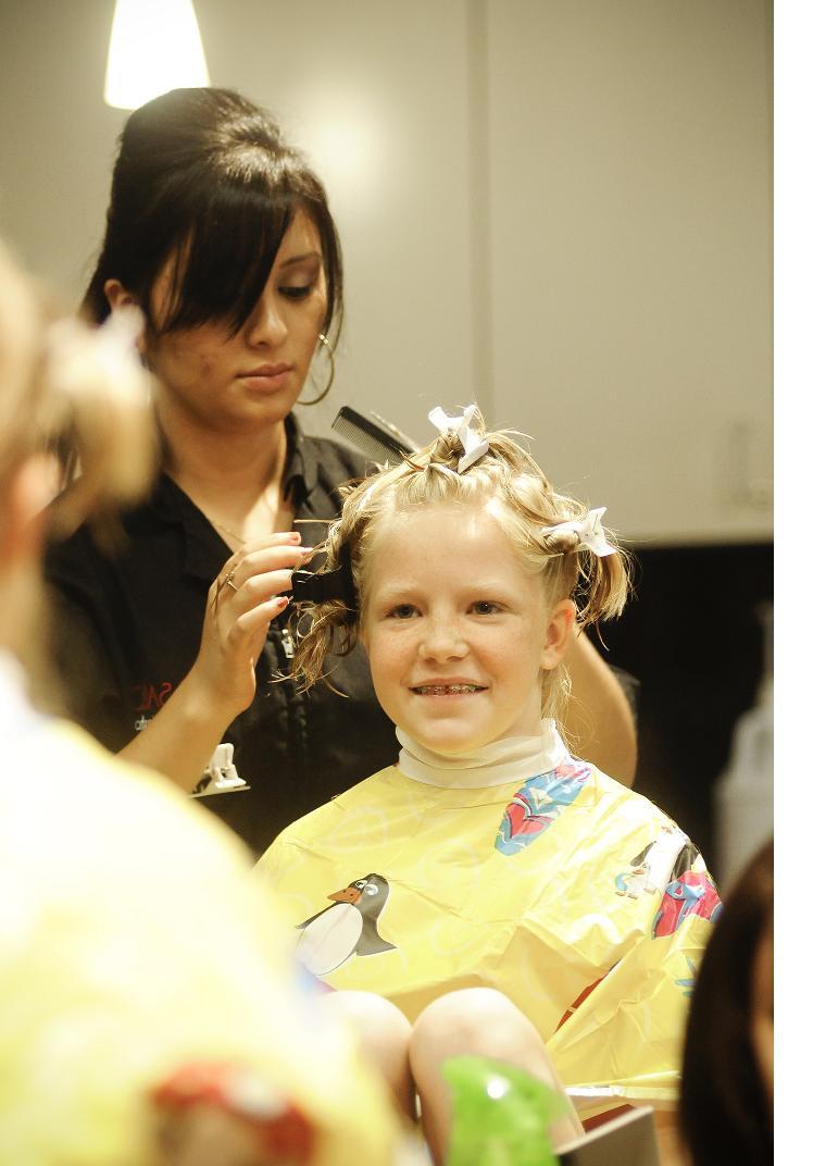 Kids Haircuts Houston  Free 2011 Back to School Haircuts at Remington