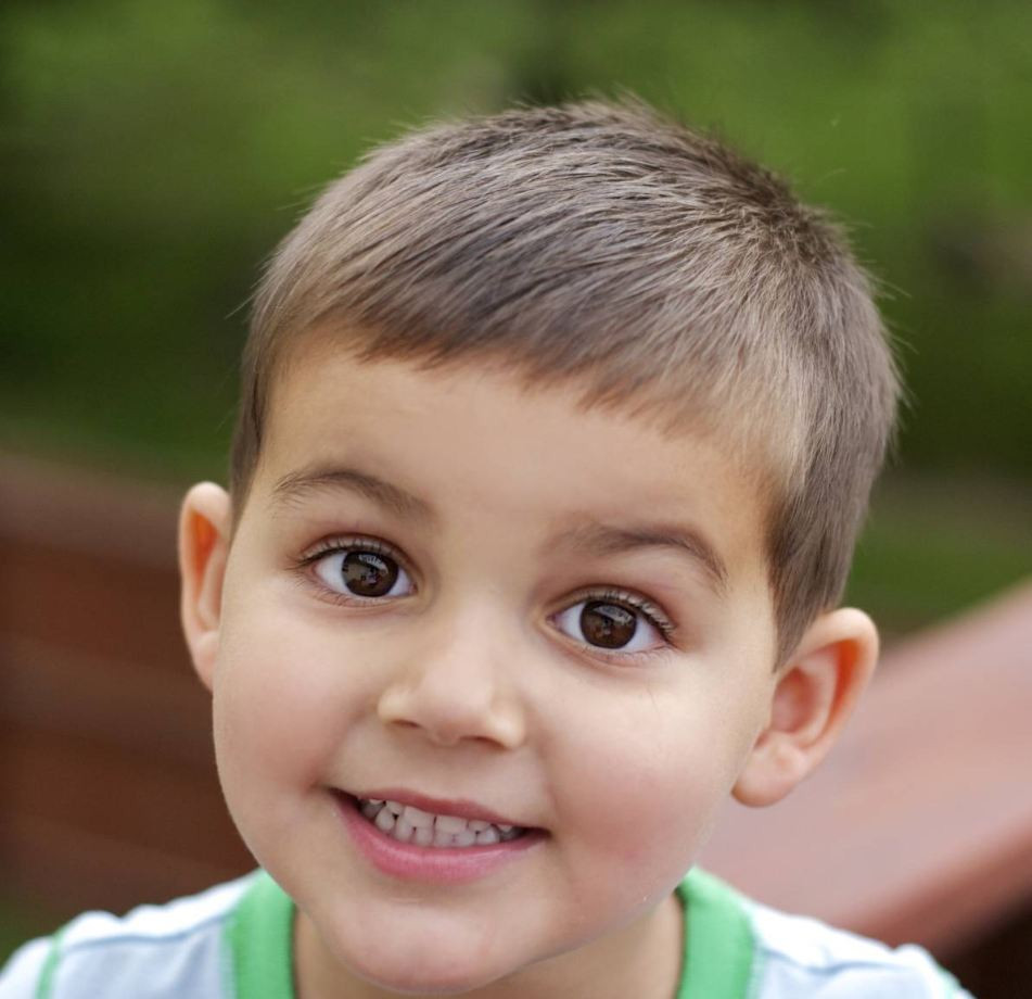Kids Haircuts  Hairstyles for Little Boys