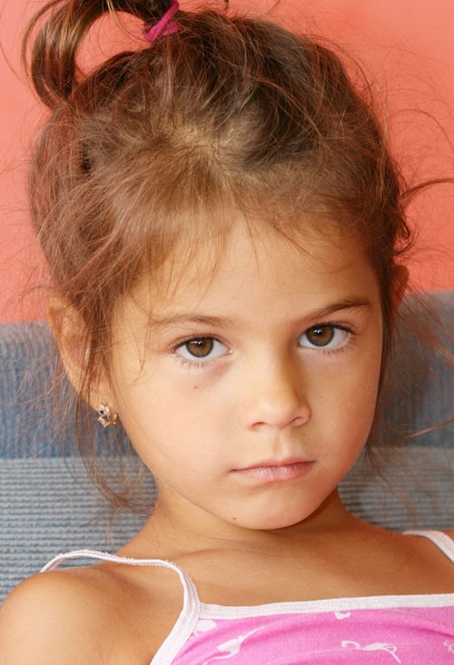 Kids Hairstyles For Girls  The gallery for Cute Short Straight Hair Girls