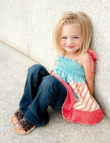 Kids Hairstyles For Girls  Top 9 Hairstyles for Toddler Girls