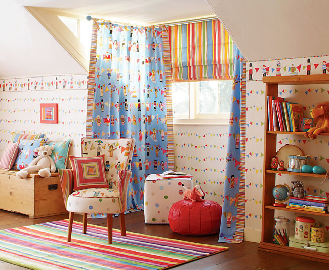 Best ideas about Kids Room Curtains Ideas . Save or Pin Children s Room Curtain Ideas Now.