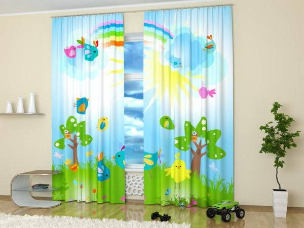 Best ideas about Kids Room Curtains Ideas . Save or Pin Custom Curtains Adding Digital Prints to Kids Room Now.