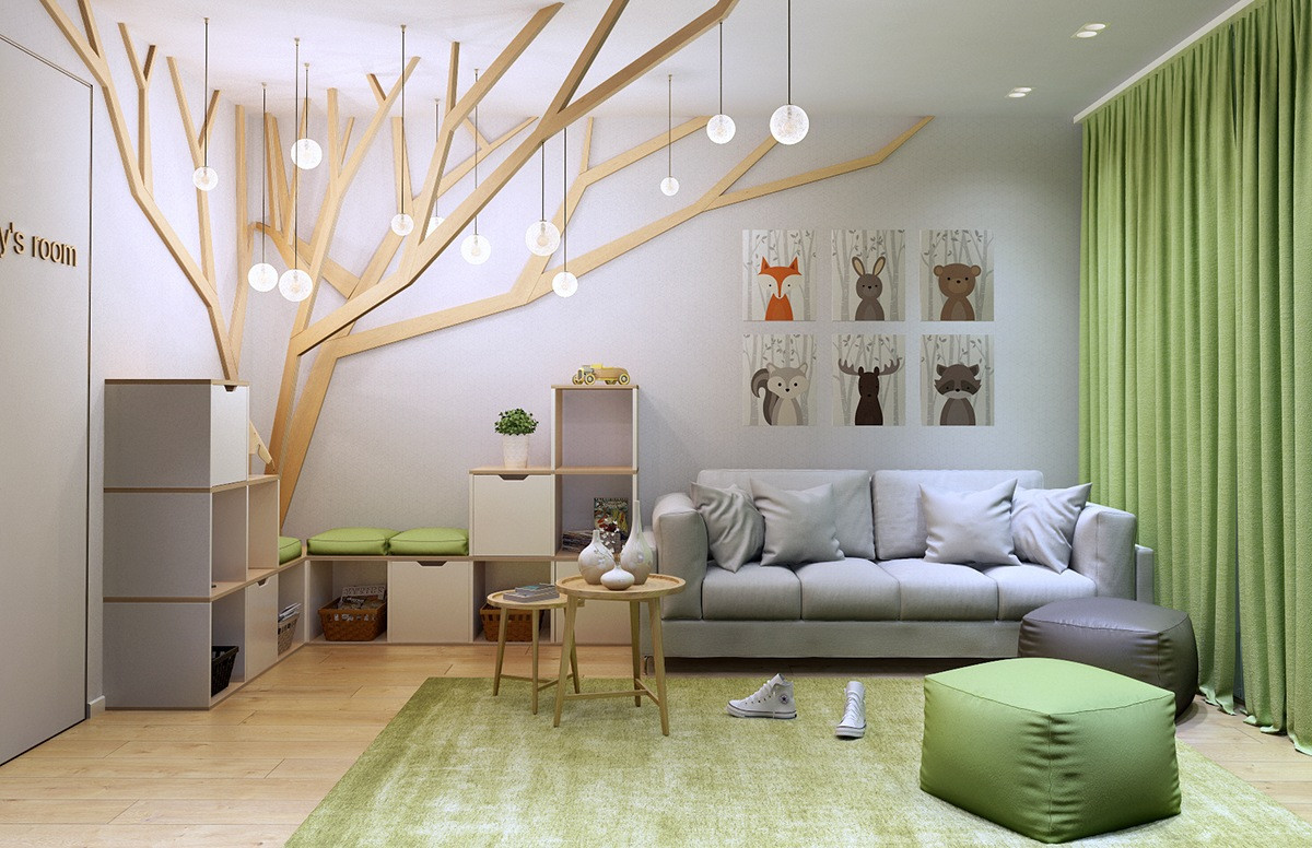 Best ideas about Kids Room Curtains Ideas . Save or Pin Decorate your kids room beautifully – goodworksfurniture Now.