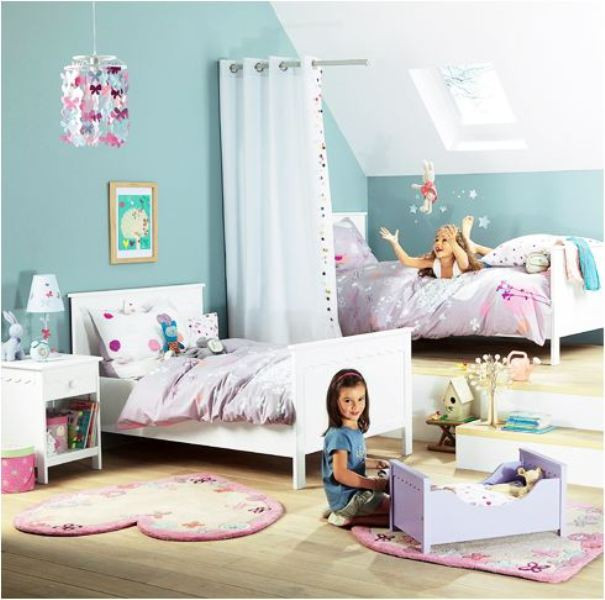 Best ideas about Kids Room Curtains Ideas . Save or Pin 35 d Kids Rooms Inspiring Ideas Now.