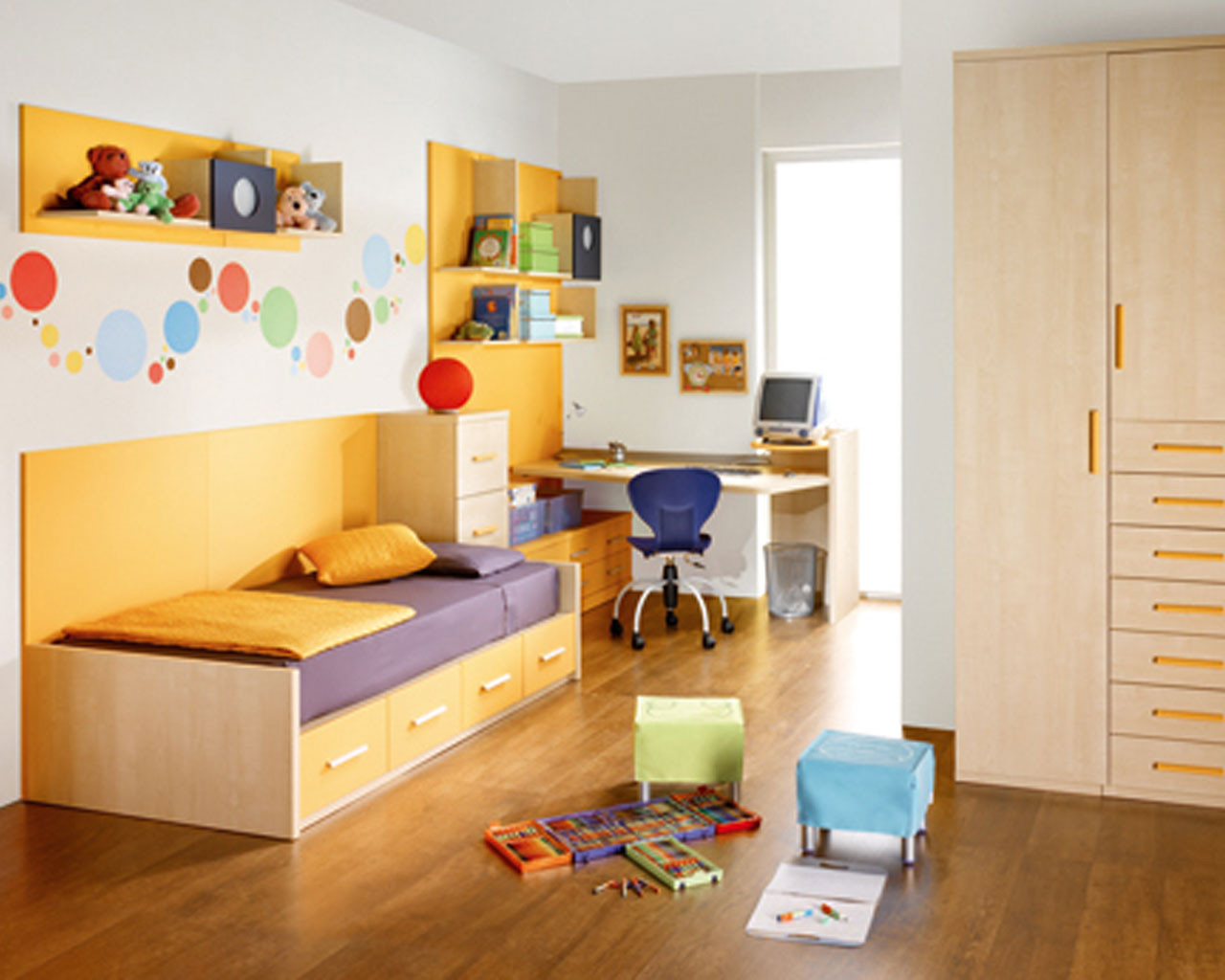 Best ideas about Kids Room Decor . Save or Pin Kids Room Decor and Design Ideas as the Easy yet Effective Now.