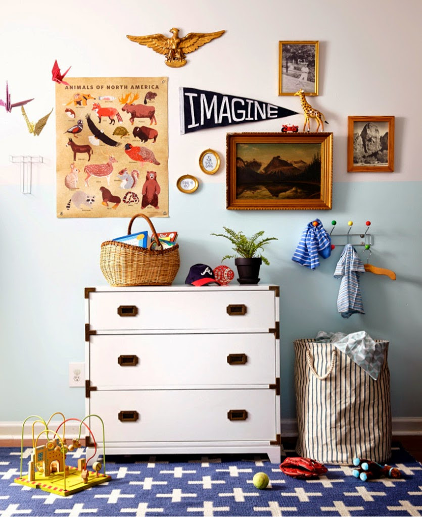 Best ideas about Kids Room Decor . Save or Pin 25 Awesome Eclectic Kids Room Design Ideas Now.