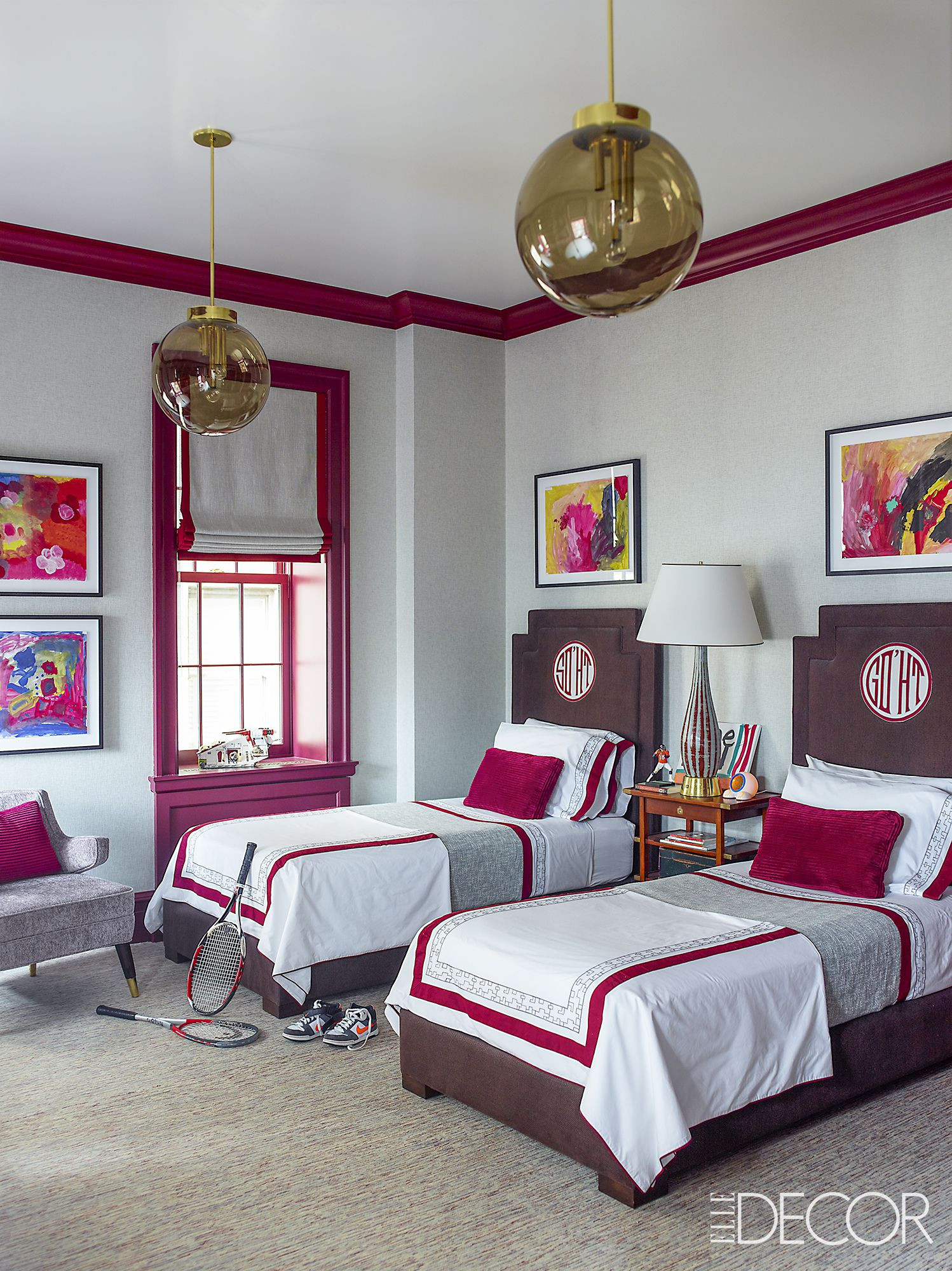 Best ideas about Kids Room Decor . Save or Pin Kids Bedroom Ideas Rekindling of Patriotism by Camouflage Now.