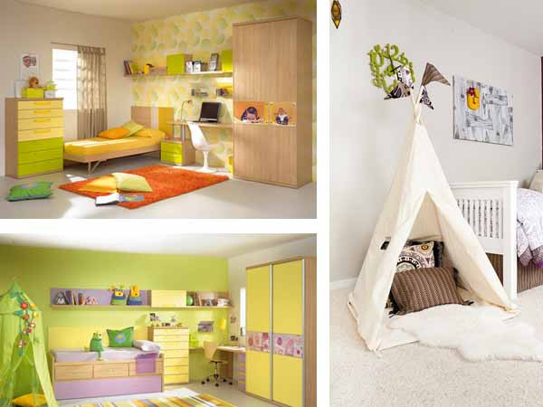 Best ideas about Kids Room Decor . Save or Pin Preschool Kids' Room Design Now.