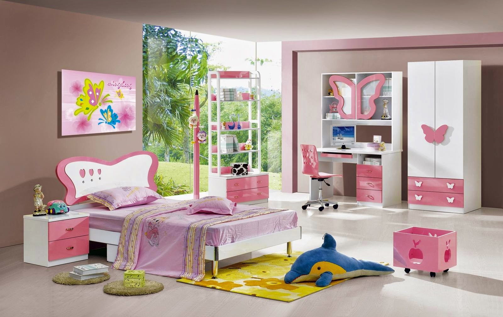 Best ideas about Kids Room Design . Save or Pin 44 Inspirational Kids Room Design Ideas Interior Design Now.