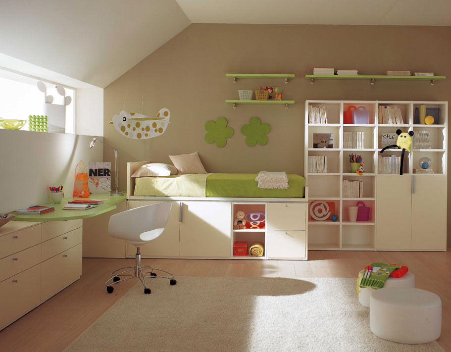 Best ideas about Kids Room Design . Save or Pin Amazing Kids Room Designs by Italian Designer Berloni Now.