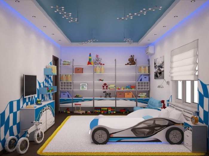 Best ideas about Kids Room Ideas Boy . Save or Pin Awesome Color Patterns for Kids Room Now.